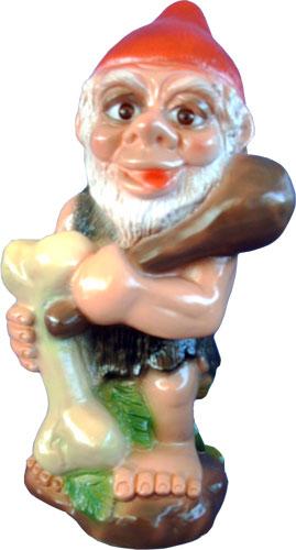 Neandertaler - Urzwerg aus der Steinzeit