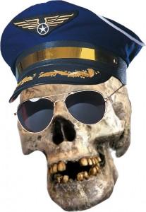 Pilot Chemtrailbomber
